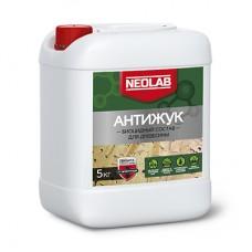Биоцидный состав для древесины ЖУК, Neolab 10 кг