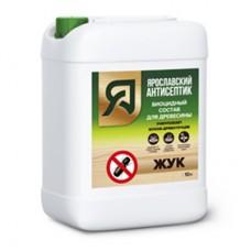Биоцидный состав для древесины ЖУК «Ярославский антисептик» 10 кг