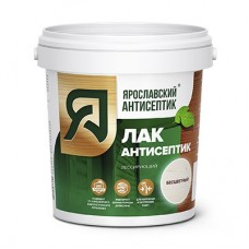 ЛАК-АНТИСЕПТИК деревозащитный Ярославский антисептик 0.9 кг